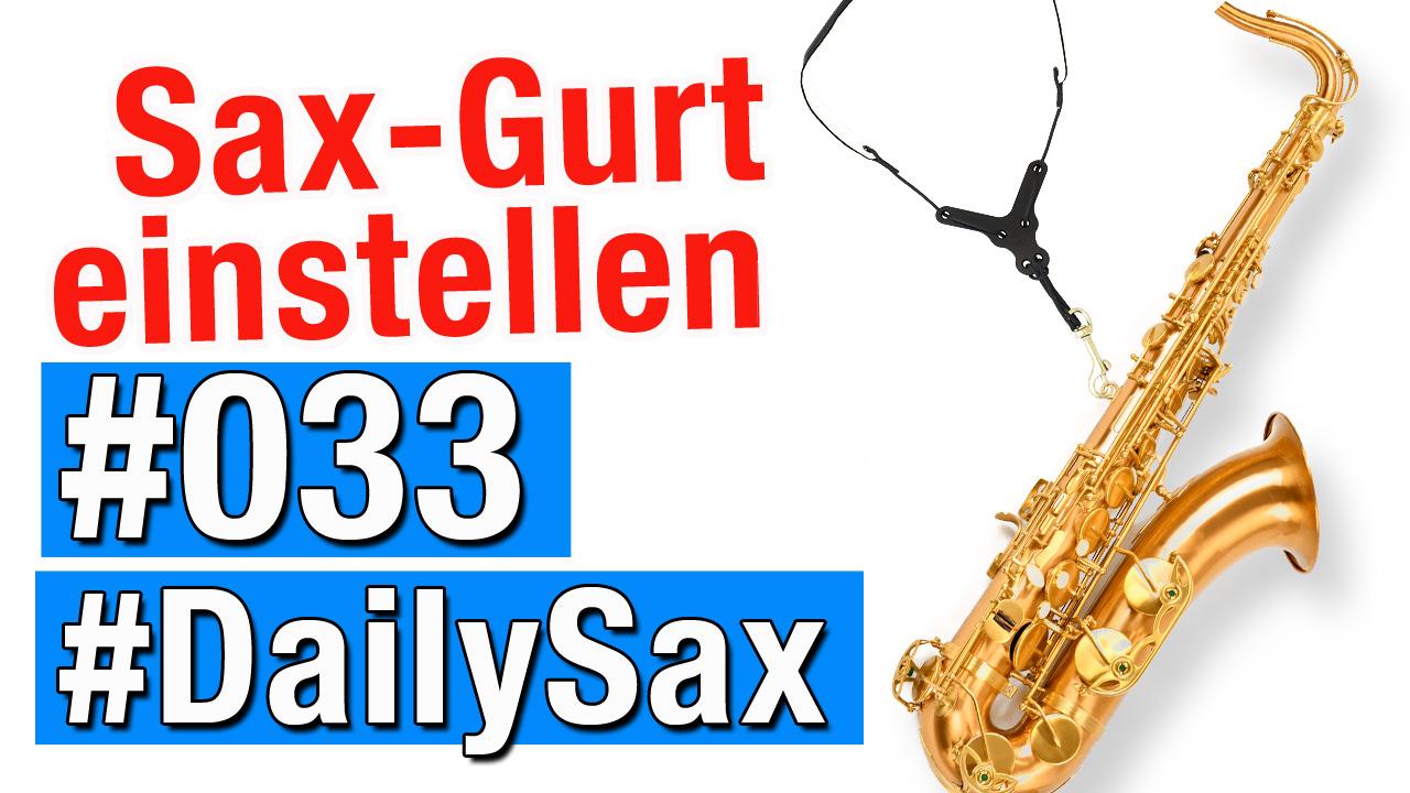 saxophon spielen lernen online