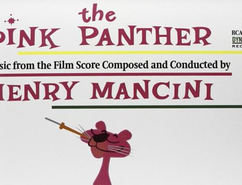 Saxophon – Der rosarote Panther – Pink Panther
