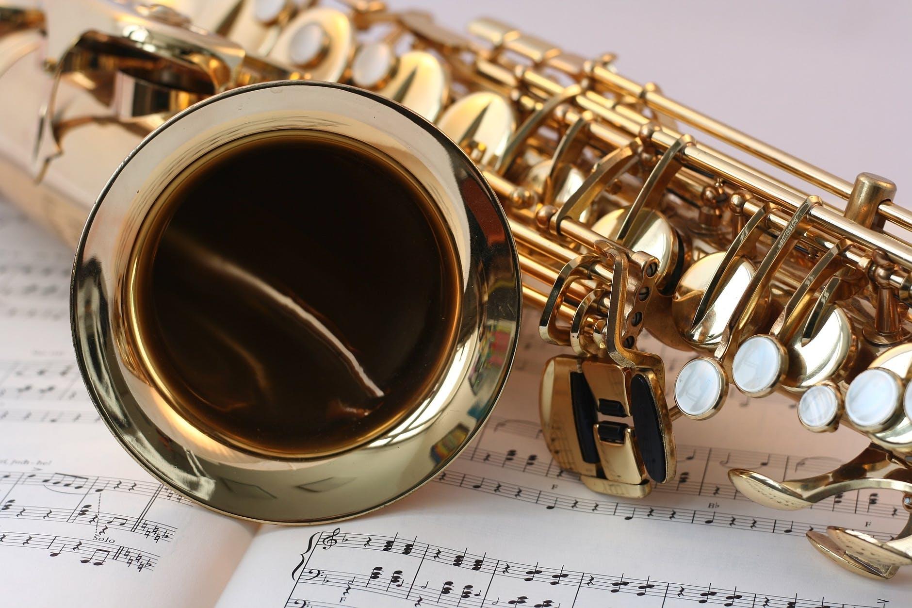 brass classic classical music close up