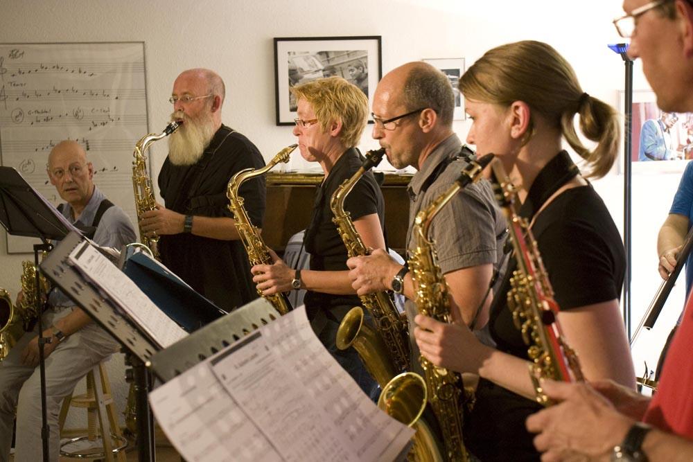 saxophon lernen als erwachsene