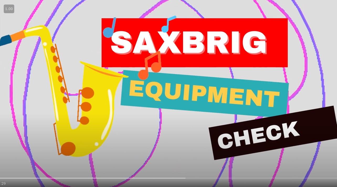 saxbrig equipment