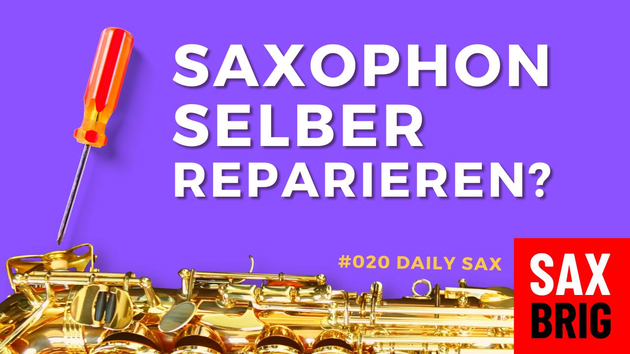 saxophon reparieren