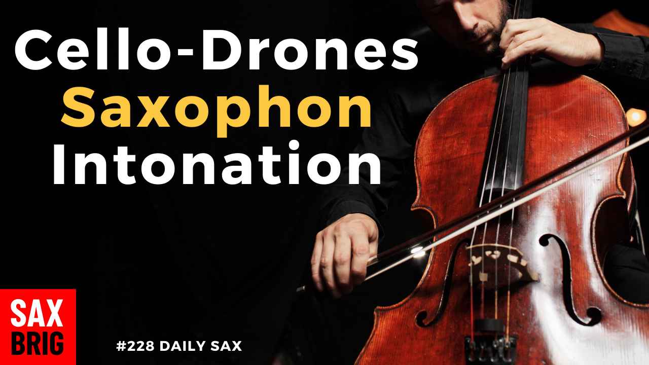saxophon intonation verbessern